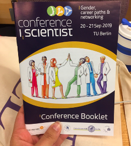 Conference Booklet iScientist 2019